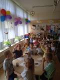 Dzień Dziecka w grupie IV