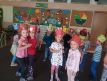 Dzień przedszkolaka w grupie IV