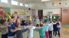 Dzień Przedszkolaka w grupie V