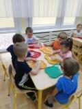 """""""Elementy Metody Dobrego Startu w pracy z dzieckiem""""- zajęcia w grupie V"""