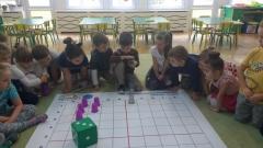 Kodowanie na dywanie grupa V