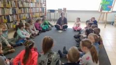 Lekcja biblioteczna - grupa 4