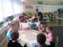 """Realizacja projektu w grupie IV """"Bohater tygodnia""""- Mikołaj"""