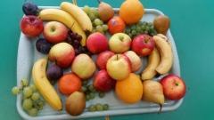 Sałatka owocowa w grupie V
