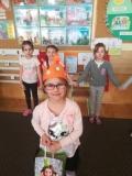 Urodziny Amelki w grupie IV