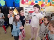Urodziny Leny w grupie V