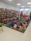 Wizyta w bibliotece grupy IV
