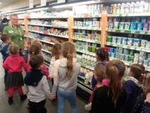 Wycieczka do sklepu Centrum - grupa IV