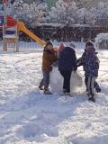 Zabawy zimowe w grupie V