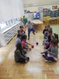 Zajęcia sportowe w grupie V