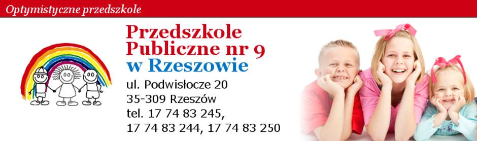 Przedszkole Publiczne nr 9 w Rzeszowie