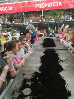 Wycieczka Do Leroy Merlin Dzieciaki Sadzeniaki Grupa Iv